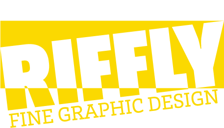 Riffly: fine graphic design